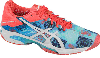 ASICS Gel Solution Speed 3 L.E. Paris Woman