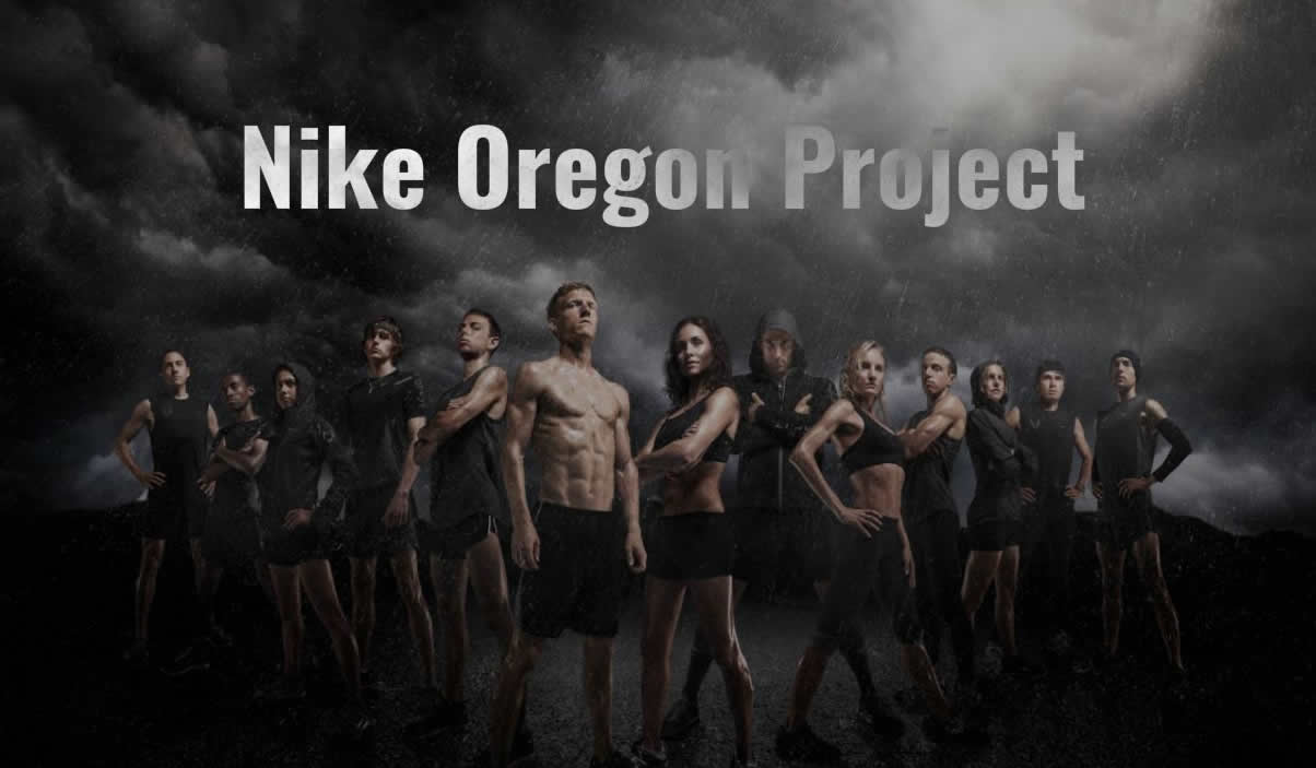 Nike Oregon Project